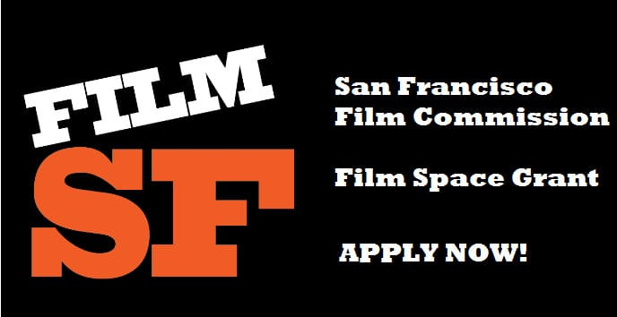 San Francisco Film Commission Film Space Grant