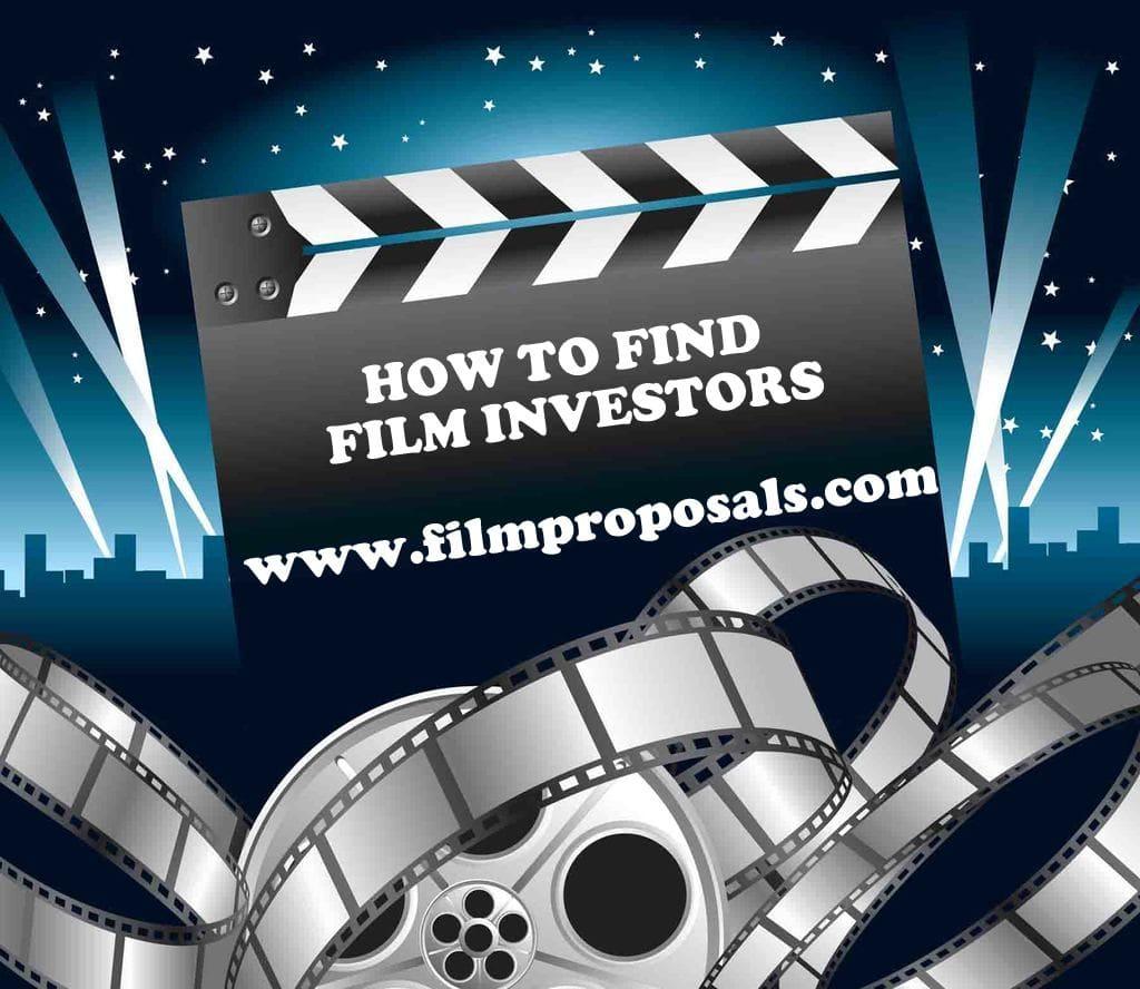 How to Find Film Investors