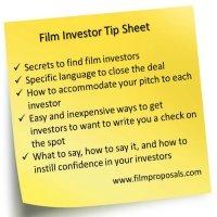 Film Investor Tip Sheet