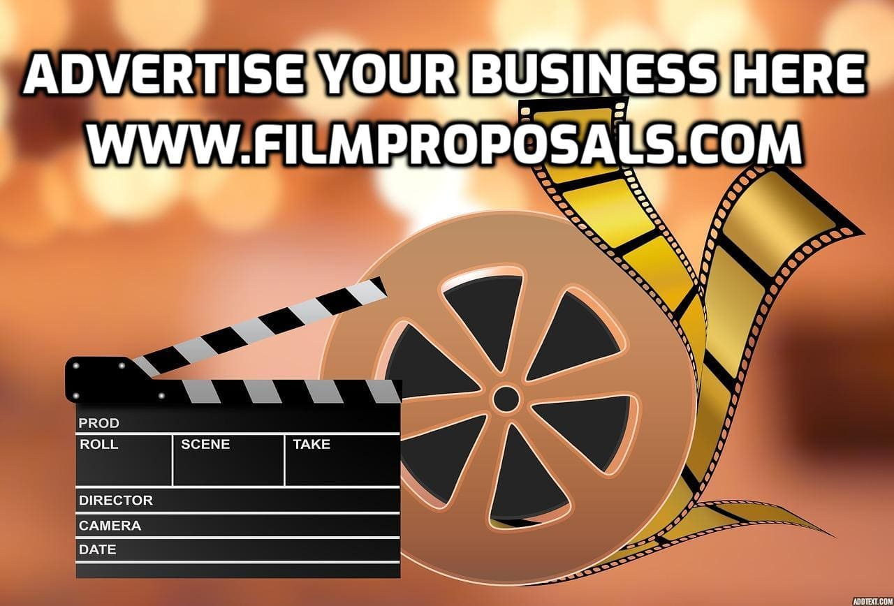Advertise on FilmProposals