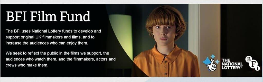 British Film Institute Film Grants