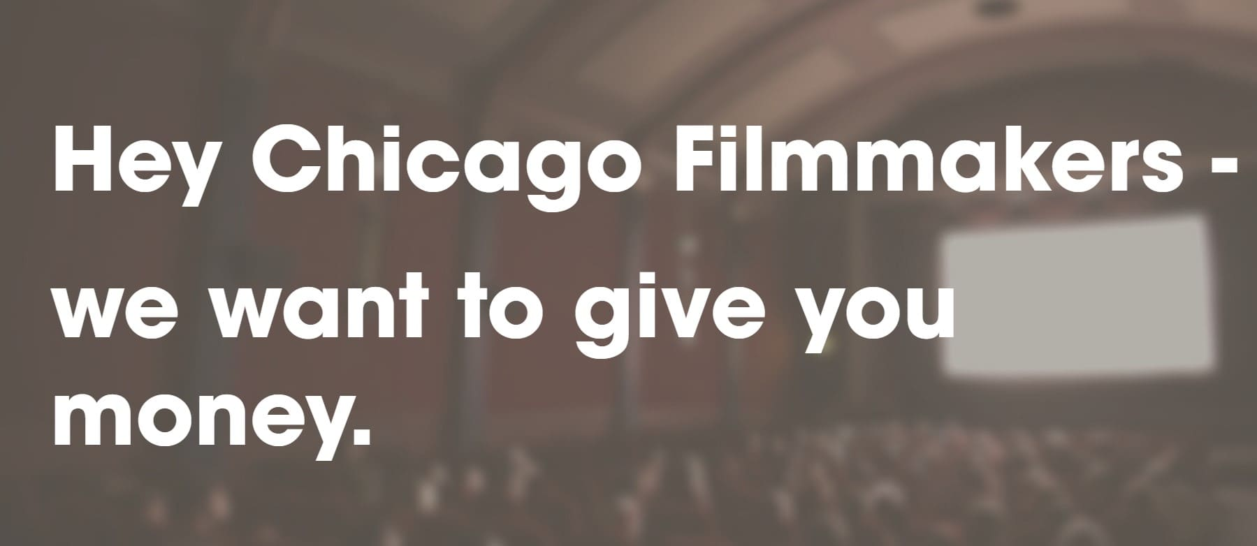 Lightswitch Film Grant