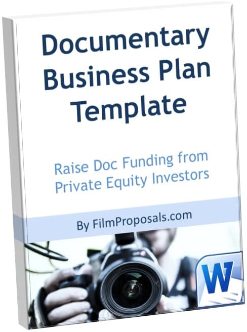 Documentary Business Plan Template