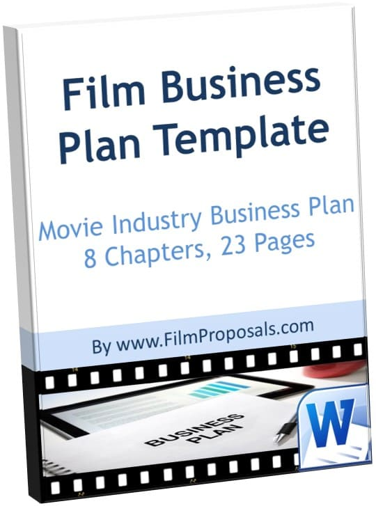 Business Plan Template Film