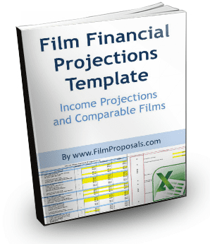 Business Plan Tools For Film Film Investor Package - Financial projections template for business plan