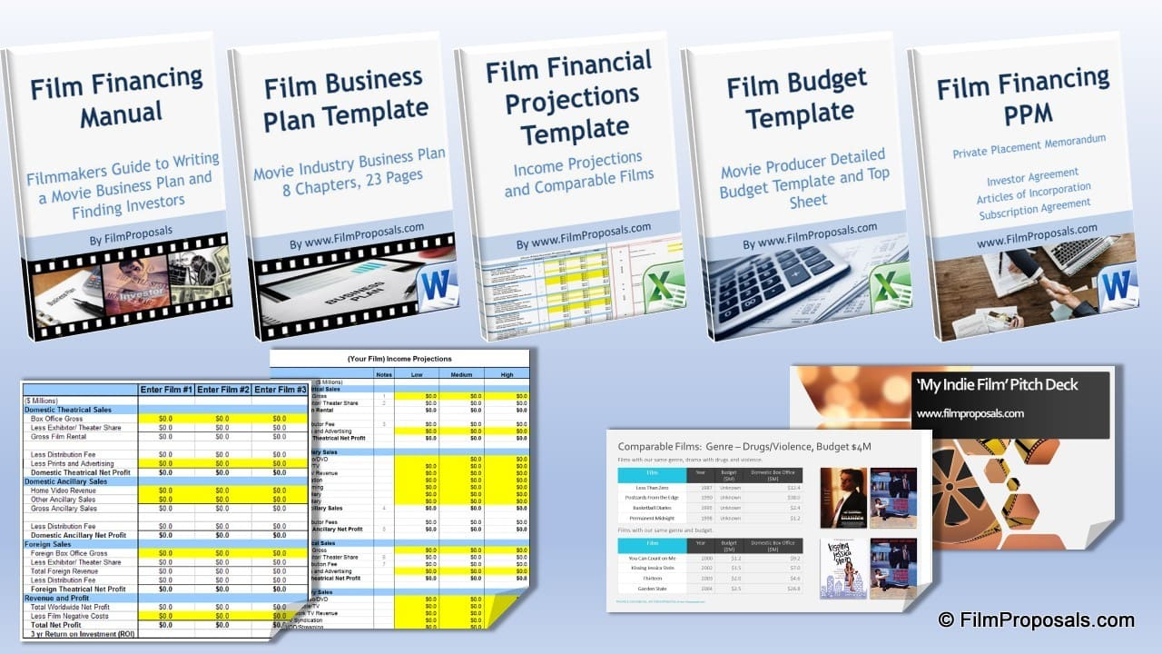 FilmProposals Financing Store