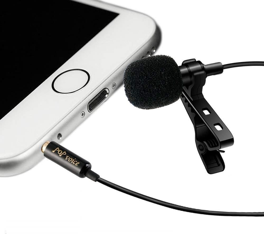 Filmmaker Smartphone Audio Recording Devices
