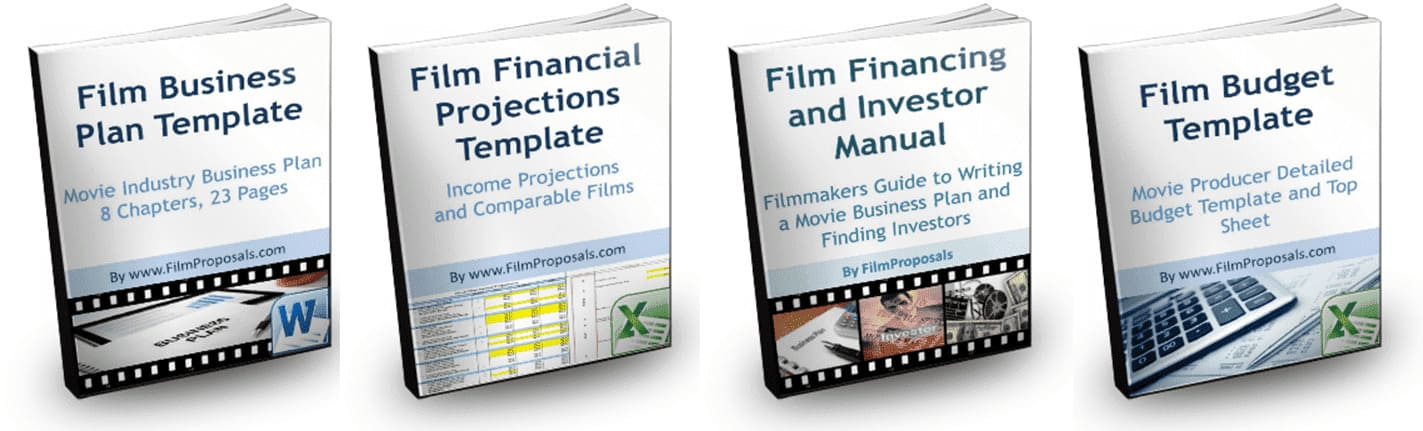Film Proposals Movie Business Plan Template Film Financing Film