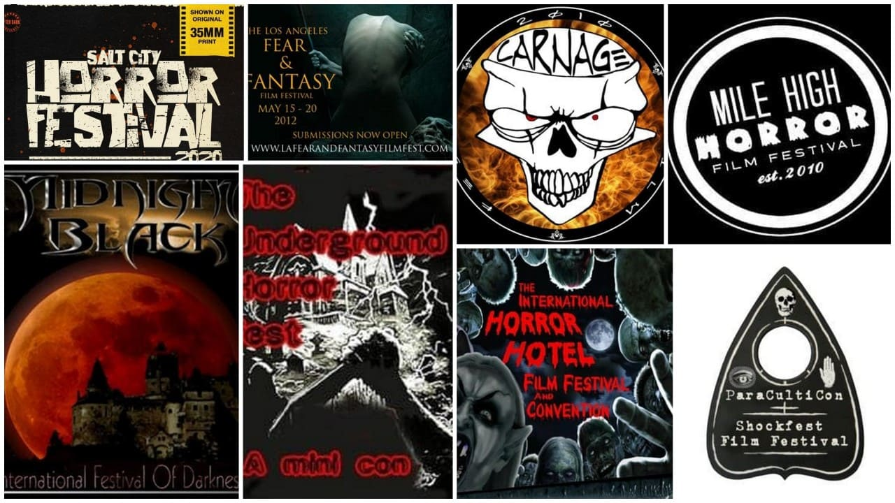 List of Horror Film Festivals