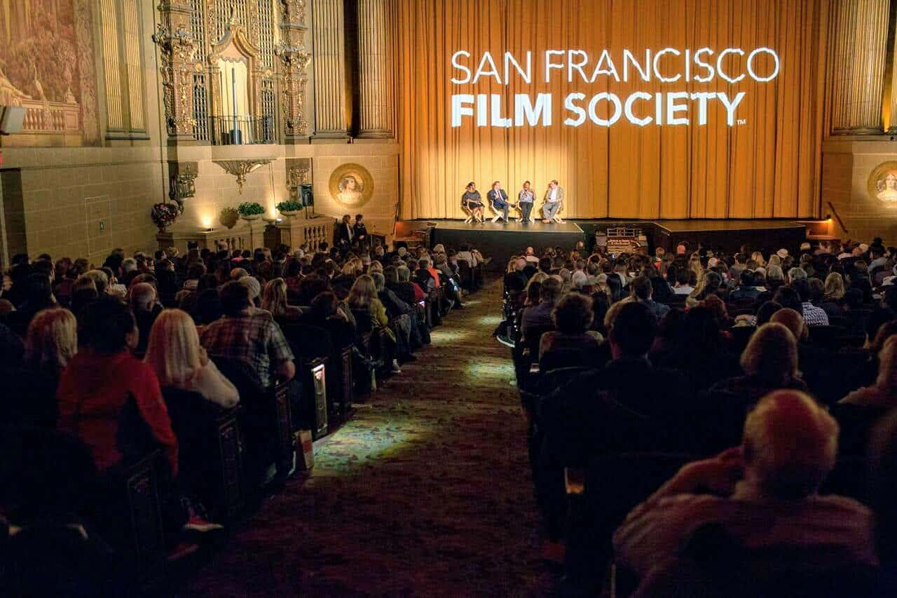 San Francisco Film Society Film Grant