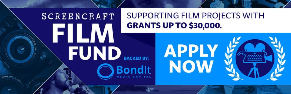 Screencraft Film Grant