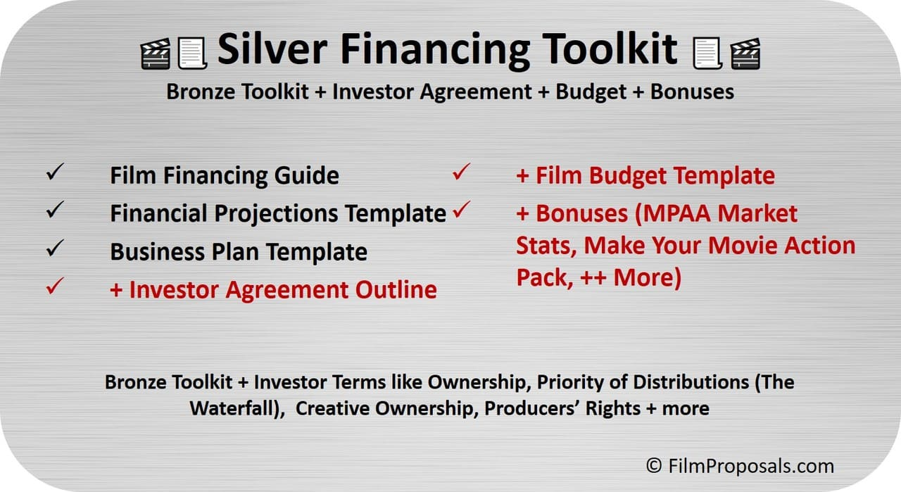 Silver Film Financing Toolkit