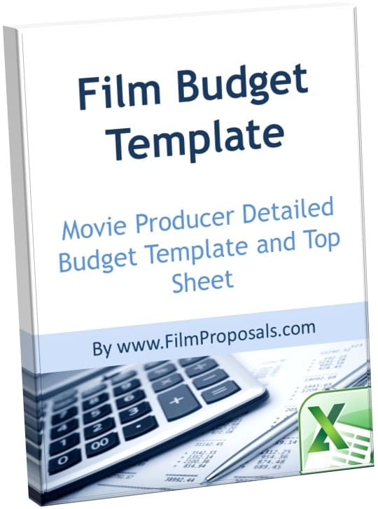 Sample Film Budget Template Worksheet