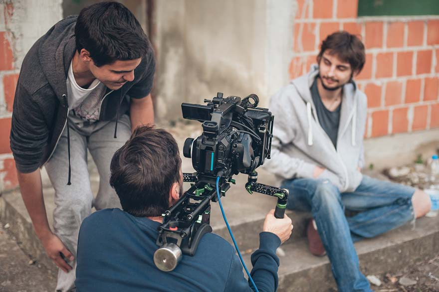 How to Start in the Film Business