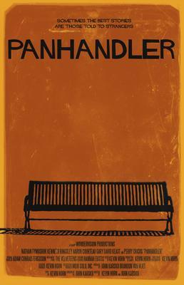 Panhandler Official Poster