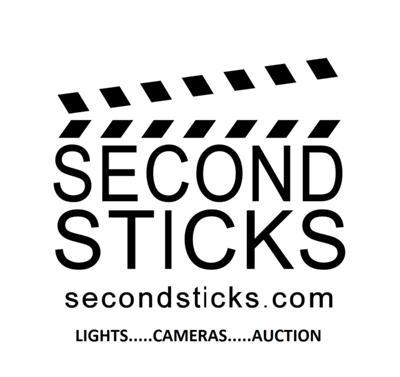 SECOND STICKS Film Equipment Auction Company
