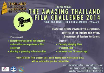 Thailand International Film Destination Festival