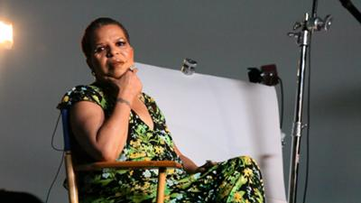 Award Winning Writer NTOZAKE SHANGE