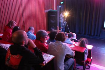 Edinburgh Short Film Festival Panel