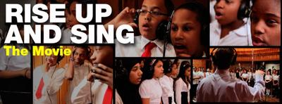 Rise Up and Sing—The Movie Documentary